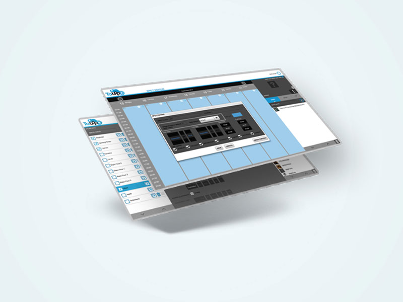 Multitouch Software
